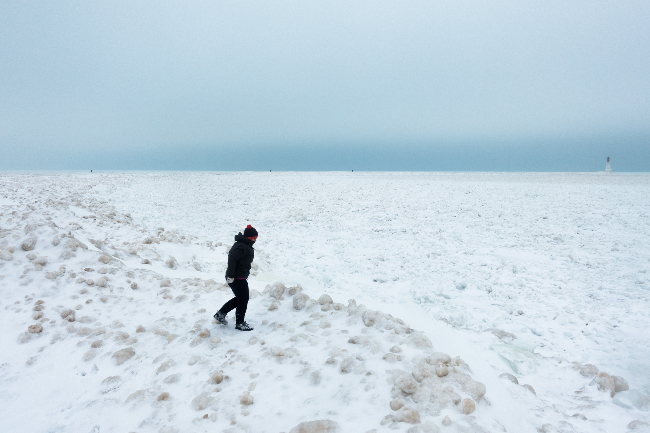 Muskegon, Michigan Winter Getaway: What to See, Do and Eat: a travel guide on what to see, do and eat in Muskegon, Michigan during the winter. #travel #Michigan #winter #travelguide