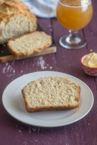 Homemade vegan beer bread is an easy bread recipe that take little time to prep.