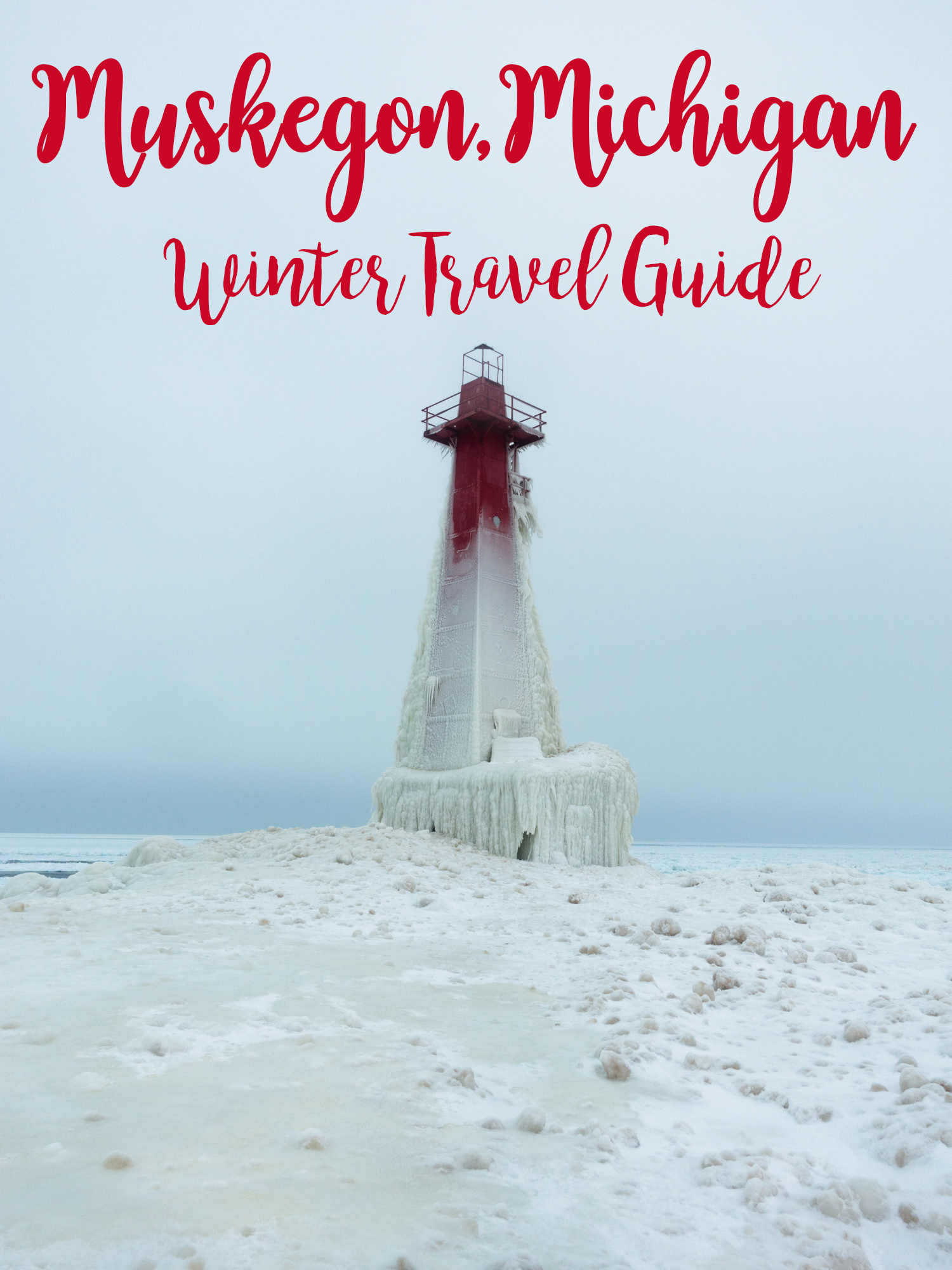 Muskegon, Michigan Winter Getaway: What to See, Do and Eat: a travel guide on what to see, do and eat in Muskegon, Michigan during the winter. #winter #travel #Midwest #michigan #adventure #hiking #vegan #food #travelguide