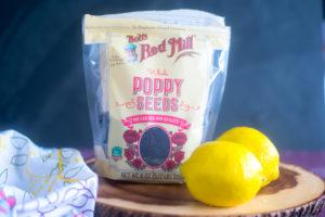 Lemon Poppy Seeds