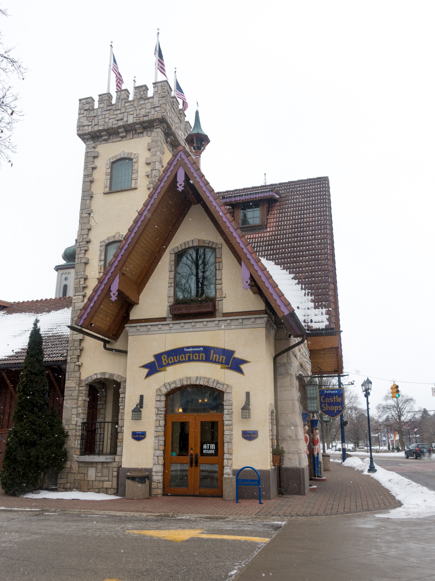 Vegan Guide to Frankenmuth, Michigan