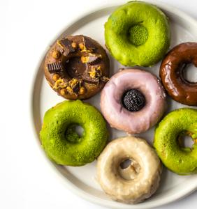12 of the best vegan donut recipes.