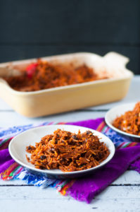 Vegan Chorizo Noodle Casserole #vegan #recipes #food