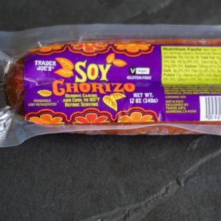 Recipes Using Soy Chorizo #vegan #traderjoes #howto #recipes
