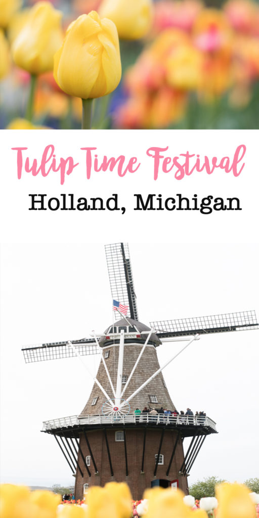 Celebrate Holland's Dutch heritage during the Tulip Time Festival in Holland, Michigan. During the 8 day festival, you'll be able to experience traditional Dutch culture, which is a vital part to Holland's history, and attractions. #Holland #Michigan #Tulip #festival #tulips #PureMichigan #Travel #Travelguide #flowers #Spring #vacation