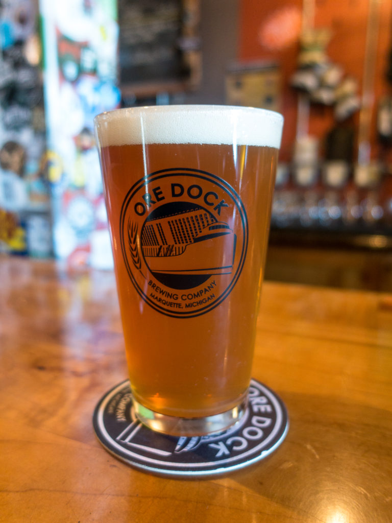 Craft beer guide to Marquette, Michigan #beer #Michigan #beer #brewery #Michigan #travelguide