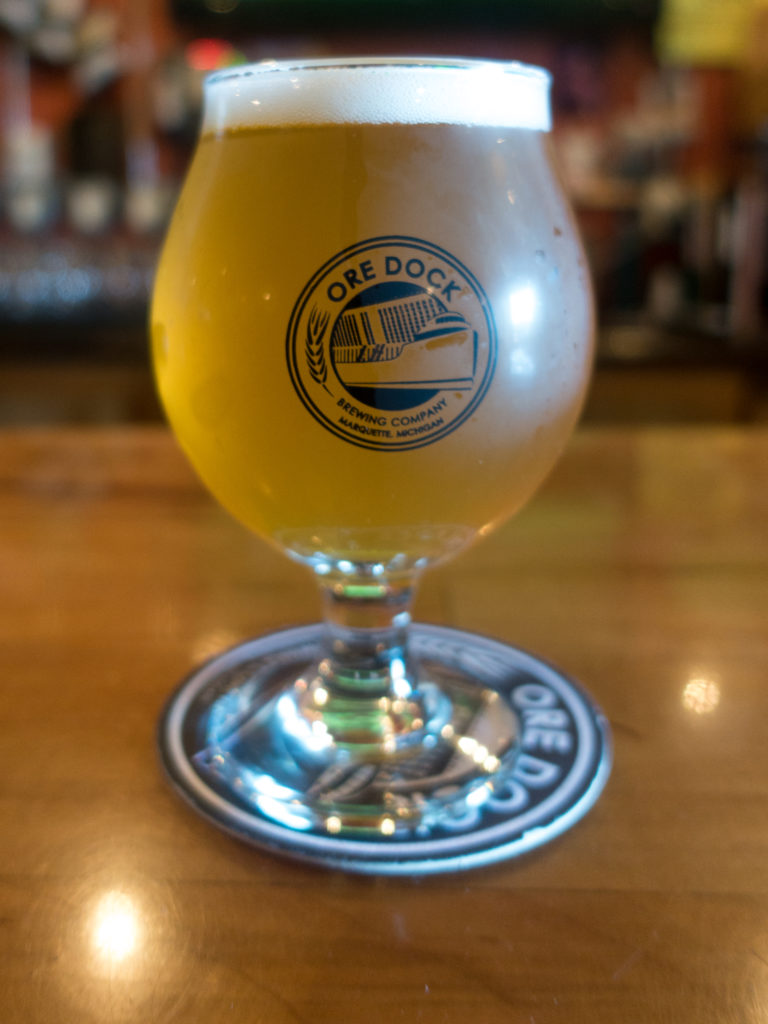 This Craft beer guide to Marquette, Michigan will show you why you need to make Marquette your next travel destination for a beercation! #Michigan #travel #beer #brewery #travelguide