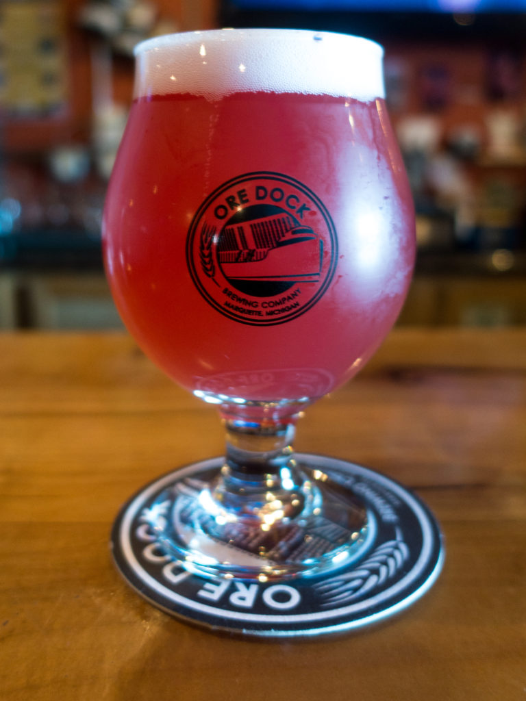 This Craft beer guide to Marquette, Michigan will show you why you need to make Marquette your next travel destination for a beercation! #Michigan #travel #Marquette #travelguide #beer #brewery