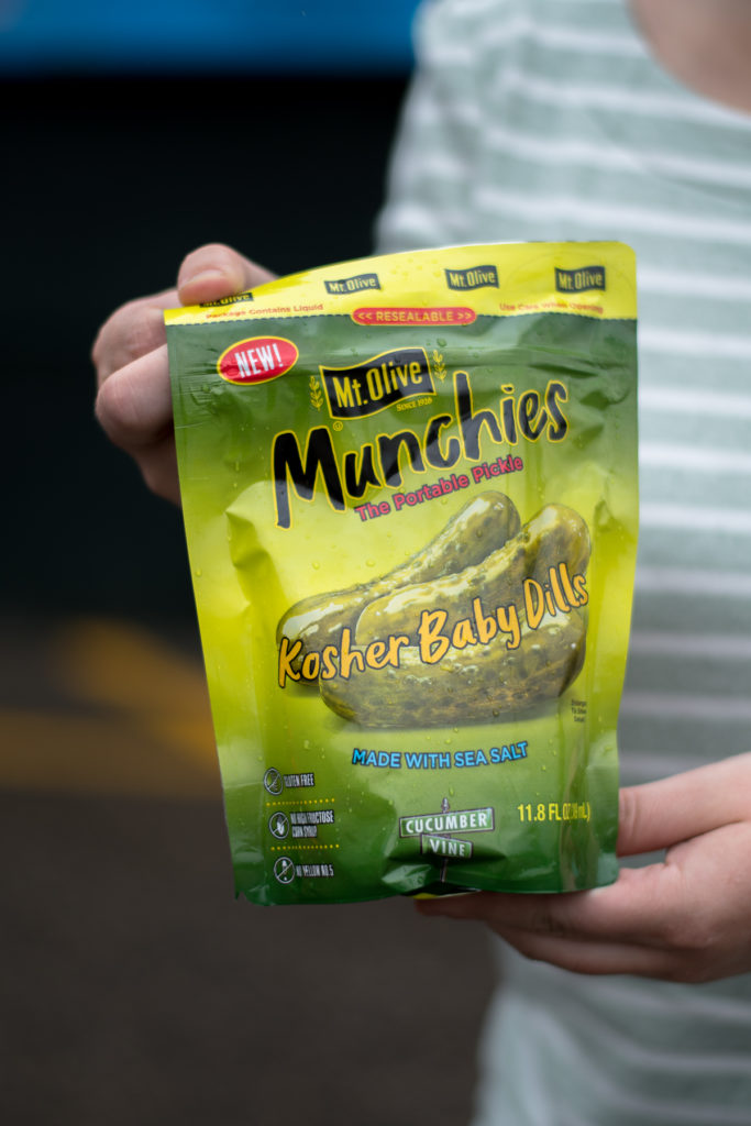 Travel on the go with Mt. Olive Pickles
