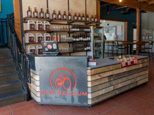 New Belgium Brewery in Fort Collins, Colorado