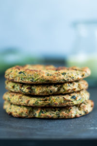 Quick and Easy Zucchini Fritters