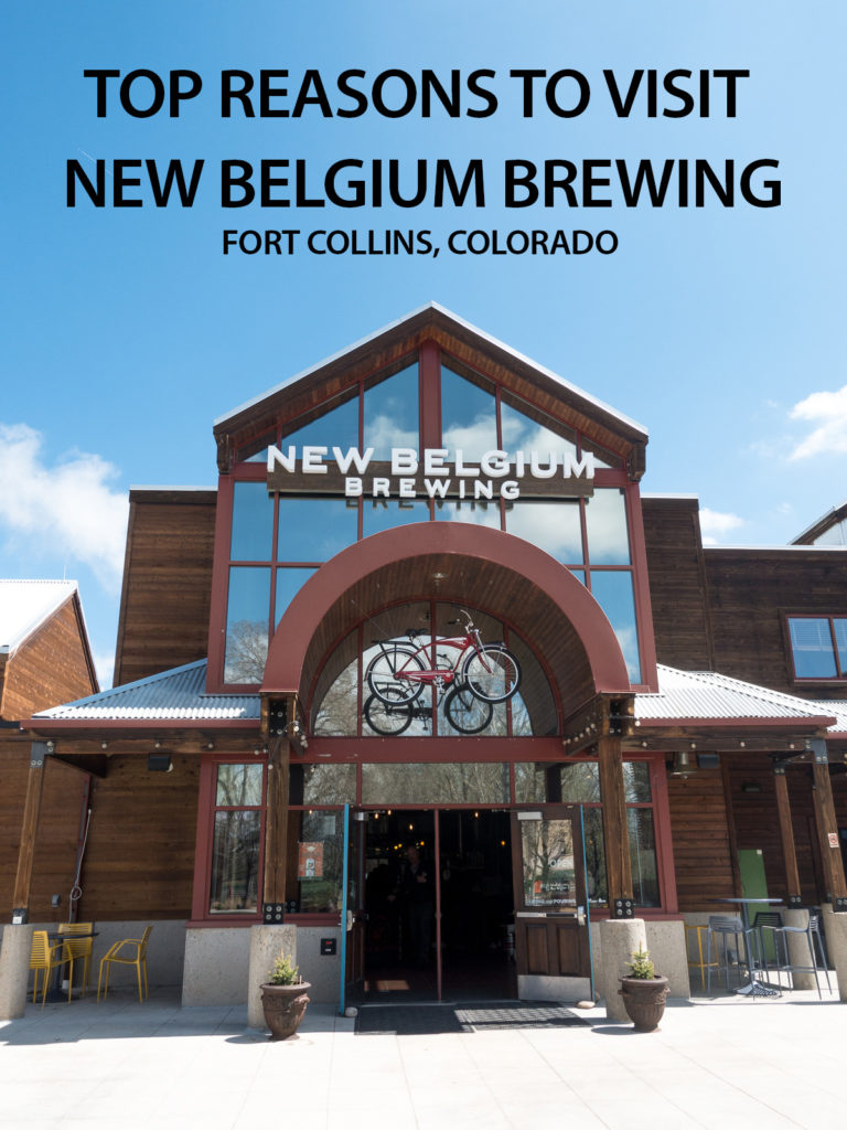 Calling all craft beer enthusiasts! If you love a good brewery tour, you need to plan a trip to Fort Collins and visit New Belgium. This post will show you why the New Belgium Brewery Tour is one of the best tours available!  #brewery #tour #travel #guide #USA #colorado
