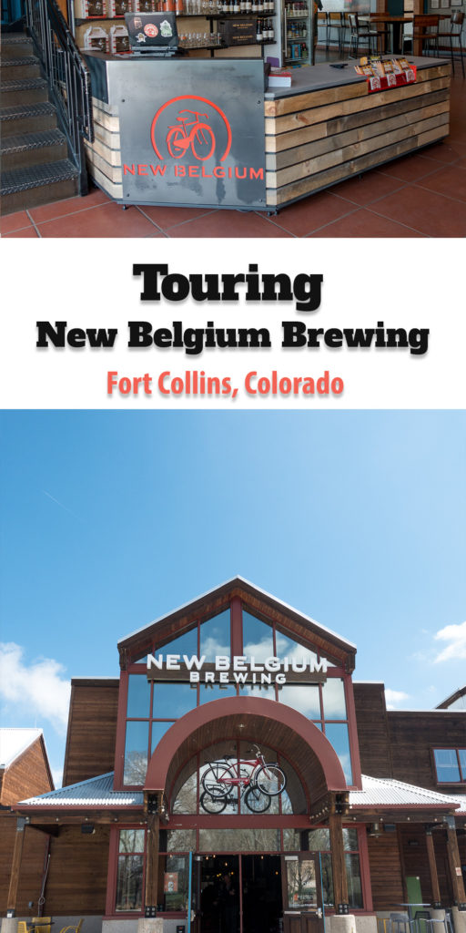 Calling all craft beer enthusiasts! If you love a good brewery tour, you need to plan a trip to Fort Collins and visit New Belgium. This post will show you why the New Belgium Brewery Tour is one of the best tours available!  #Colorado #brewery #travel #USA #travelguide #beer