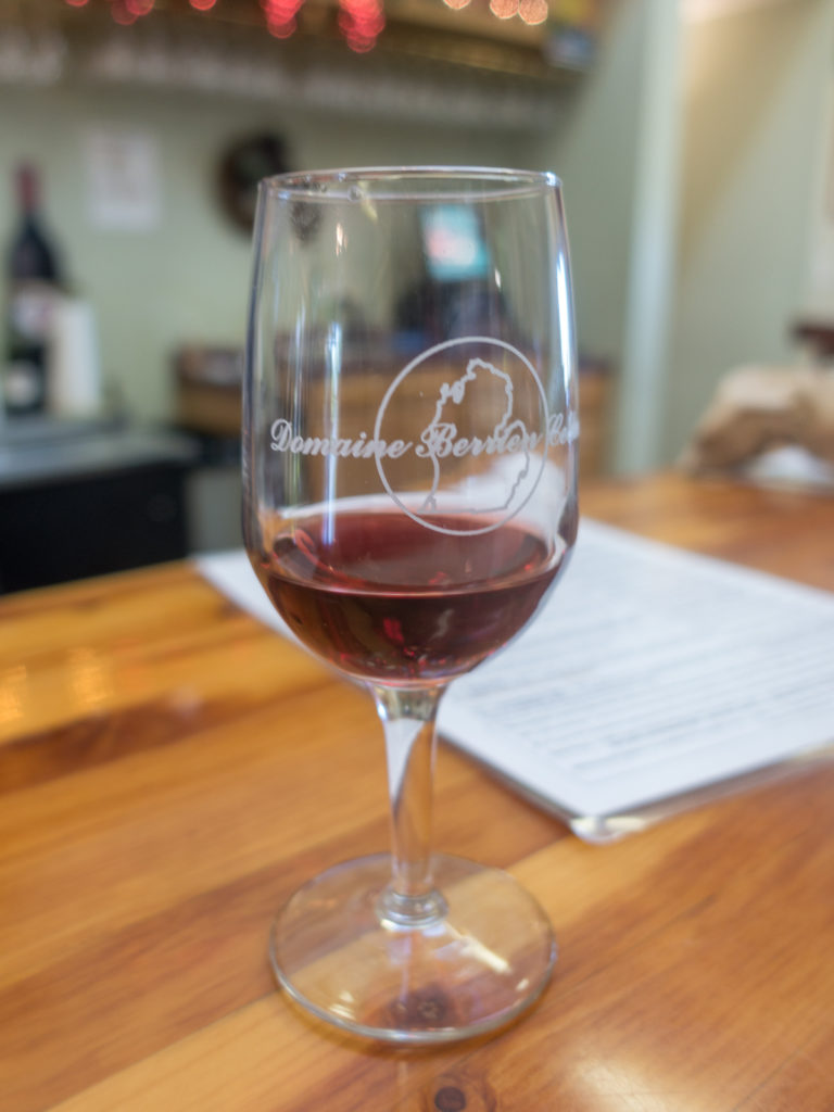 Domaine Berrien Cellars is a boutique winery that was established in 2001. Located on an 80 acre farm in the heart of scenic Lake Michigan Shore Wine Country. What makes the winery standout is that they only use their own hand-picked, estate-grown grapes for their wines.