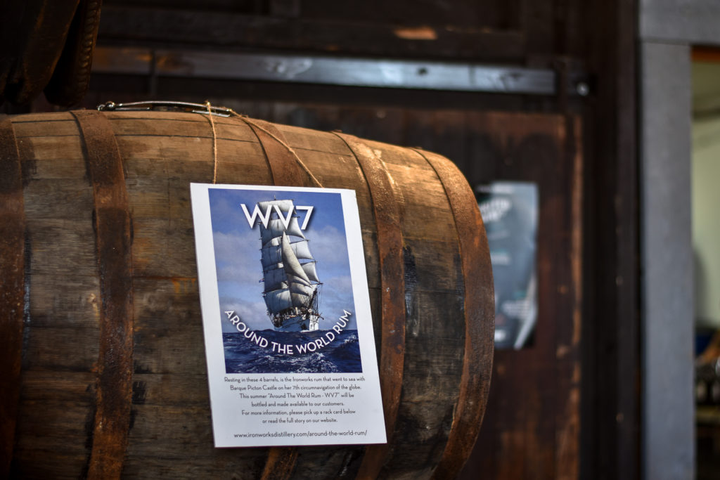 Located in the old port of Lunenburg on Nova Scotia's historic South Shore, you'll discover Nova Scotia's first micro-distillery—Ironworks Distillery.