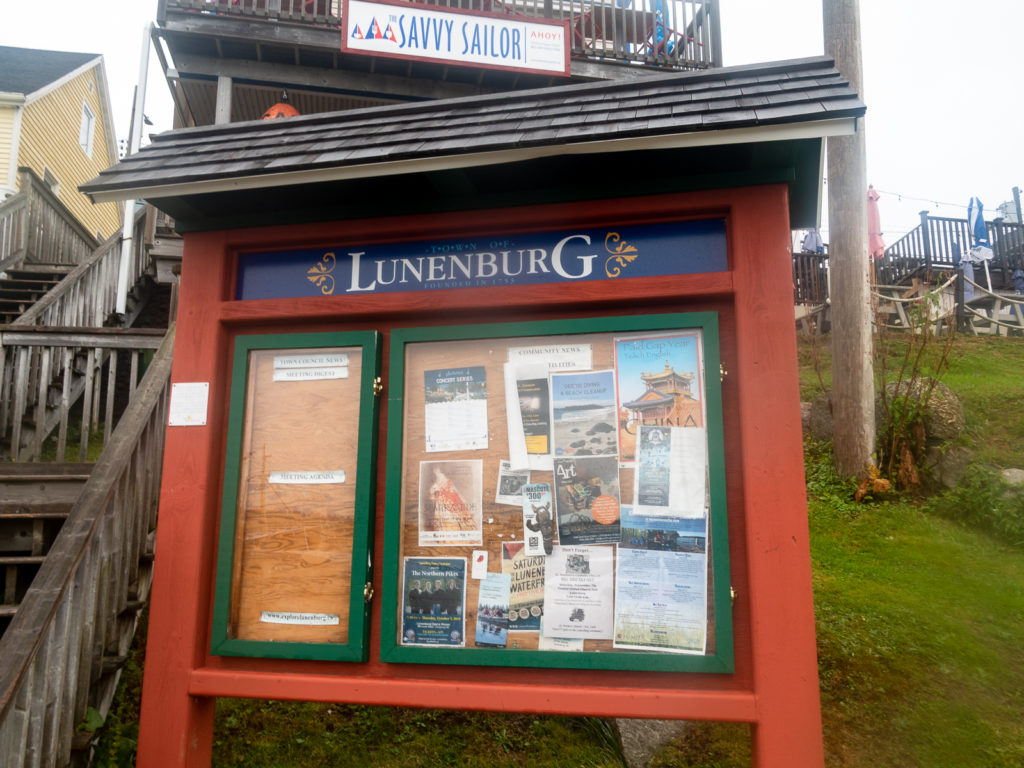 Filled with a rich history, unique architecture, Lunenburg is an amazing destination to visit in Nova Scotia.