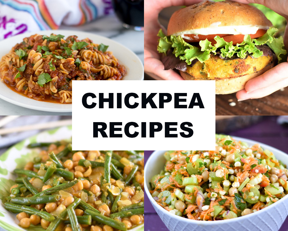 There are so many great ways to use a can of chickpeas. Canned chickpeas are one of my favorite pantry staples to have on hand. Not only are chickpeas delicious, they add a ton of plant-based protein to recipes. #cooking #vegan #vegetarian #recipes #healthy #pantry #chickpeas #aquafaba
