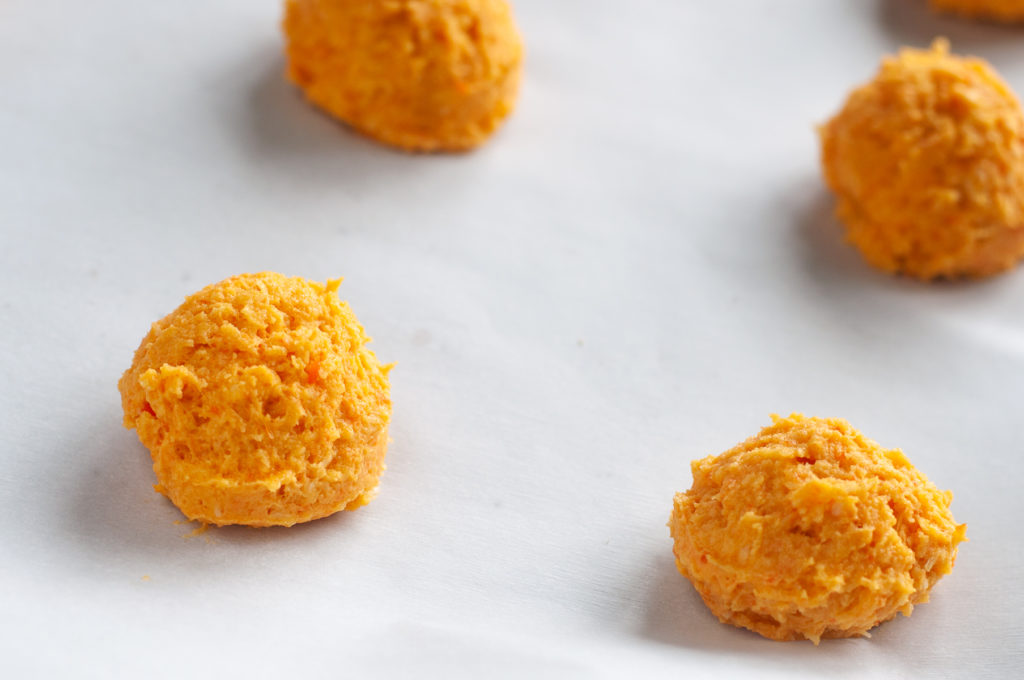 carrot-cookies