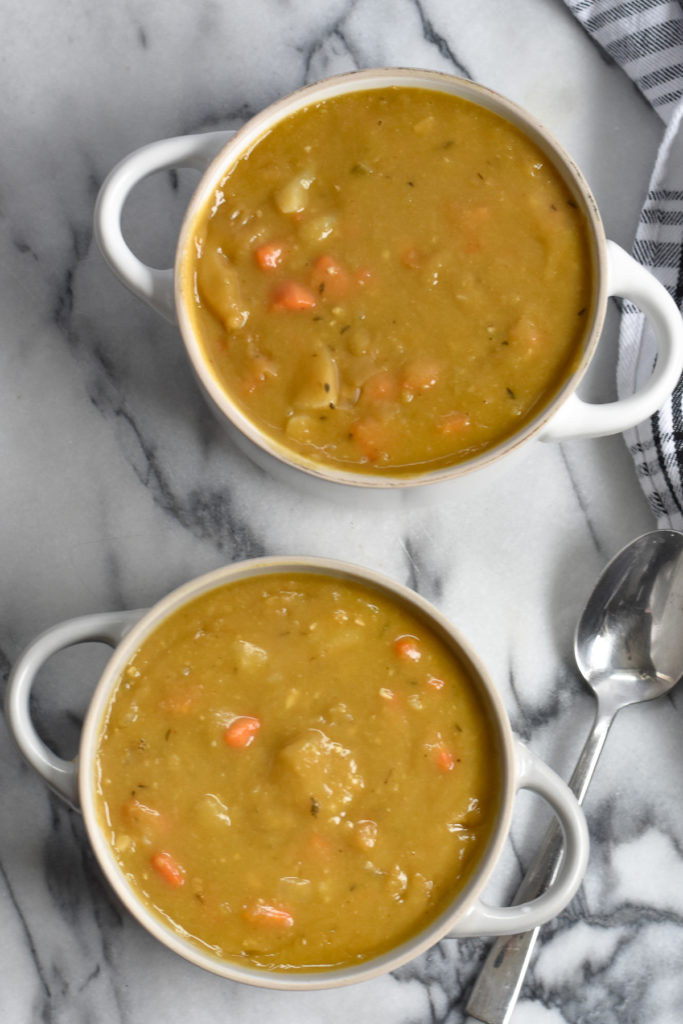 Spilt Pea Soup is an easy meal that the whole family will love!