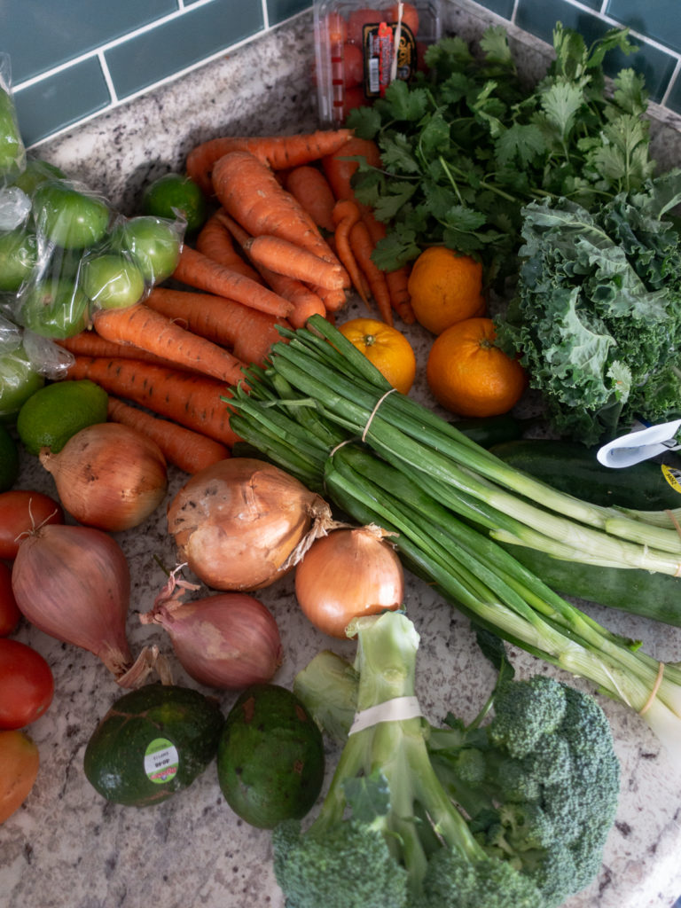 Grocery delivery from Imperfect Foods
