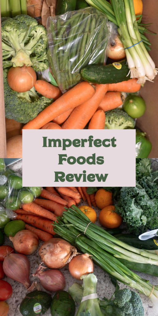 Imperfect Foods Review and information about the company and how it works.