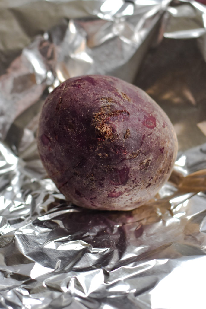 Tips for roasting beets