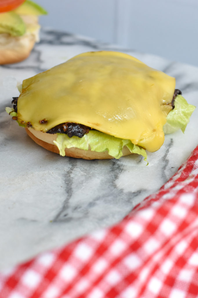 Whether your vegan, vegetarian or an omnivore, these portobello mushroom burgers are a great meatless burger option.