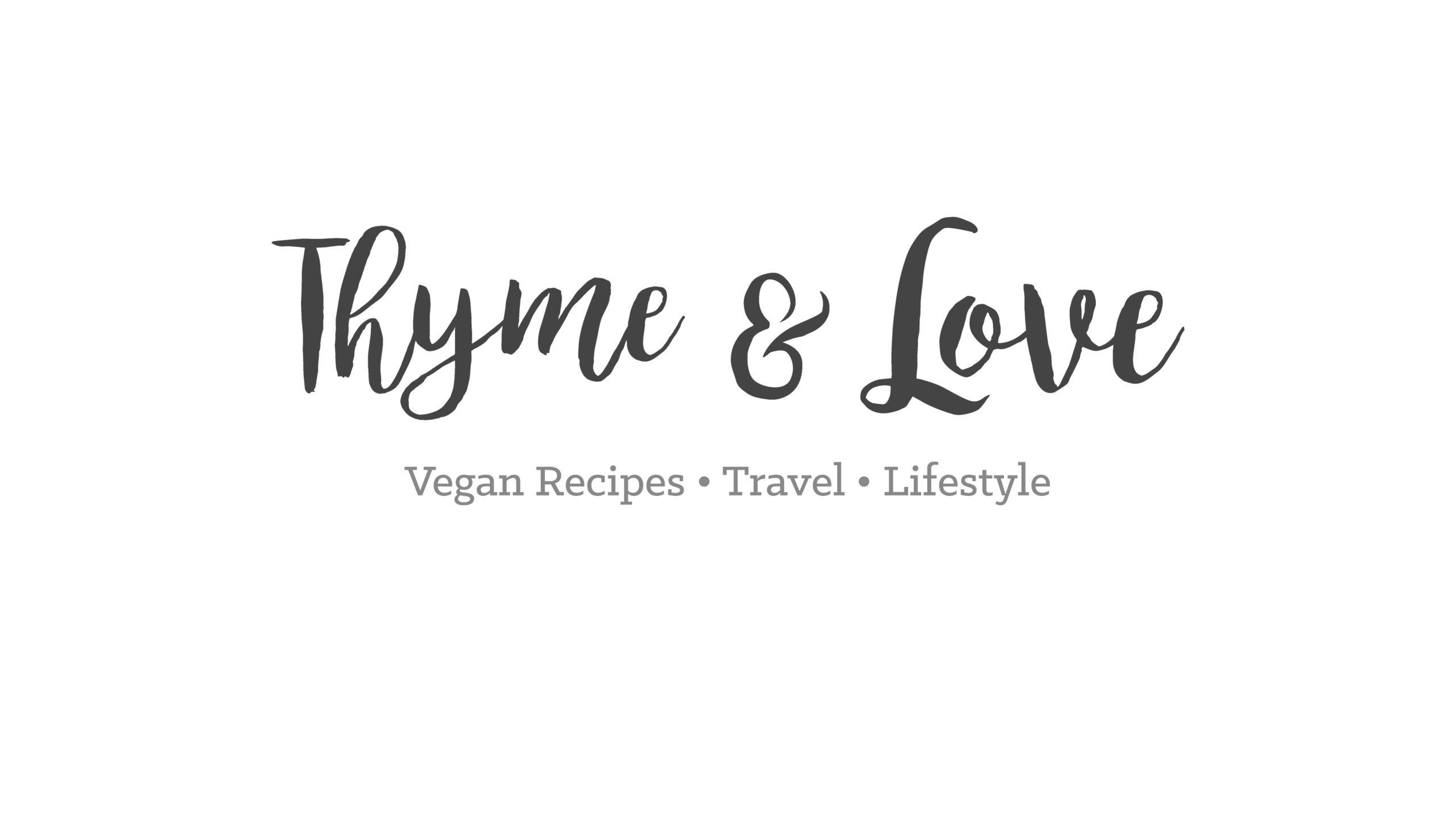 Thyme & Love